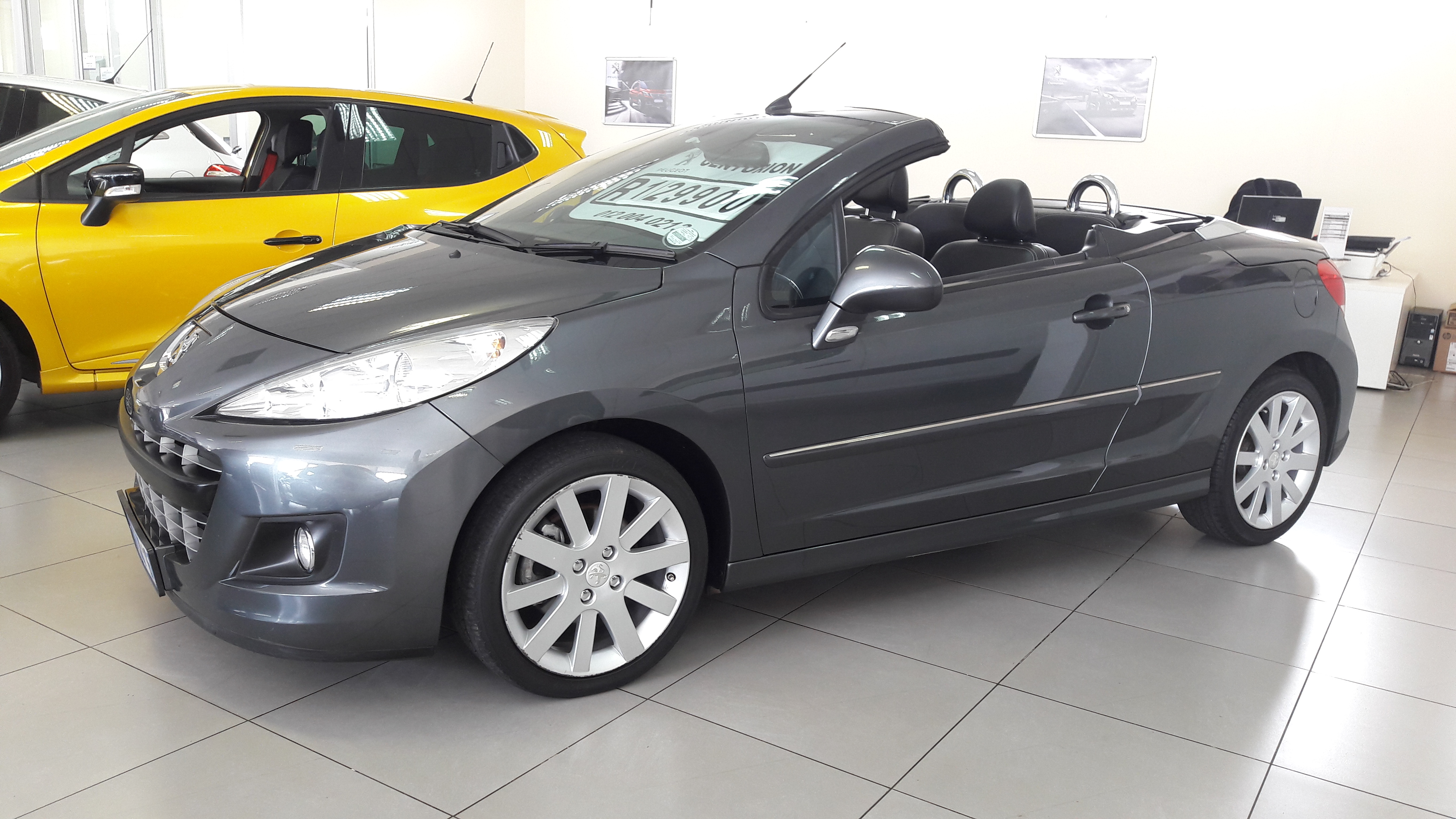 Used Peugeot 207 2012 Peugeot Pre Owned South Africa