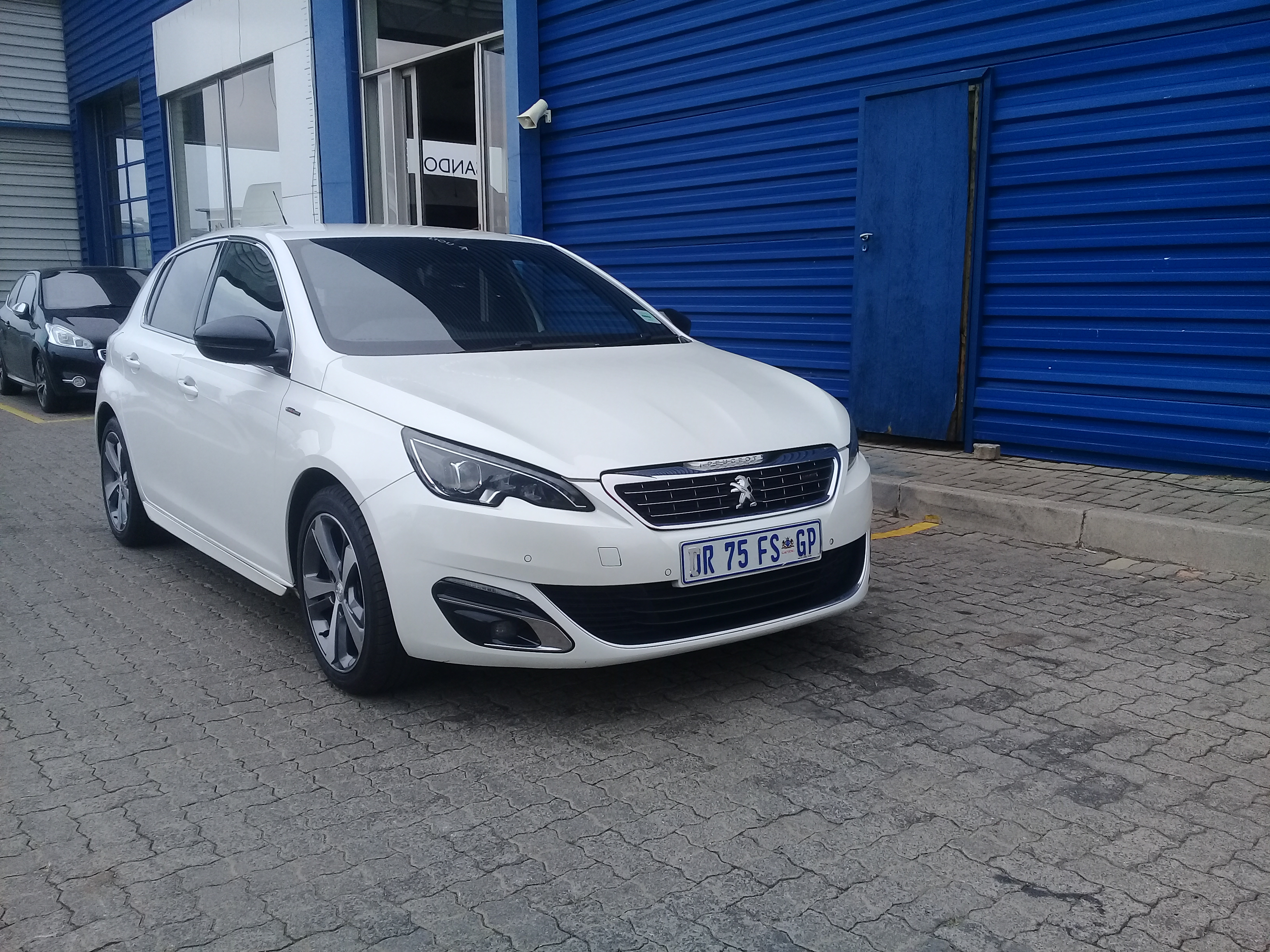 Used Peugeot 308 Gt Line 2015 Peugeot Pre Owned South Africa
