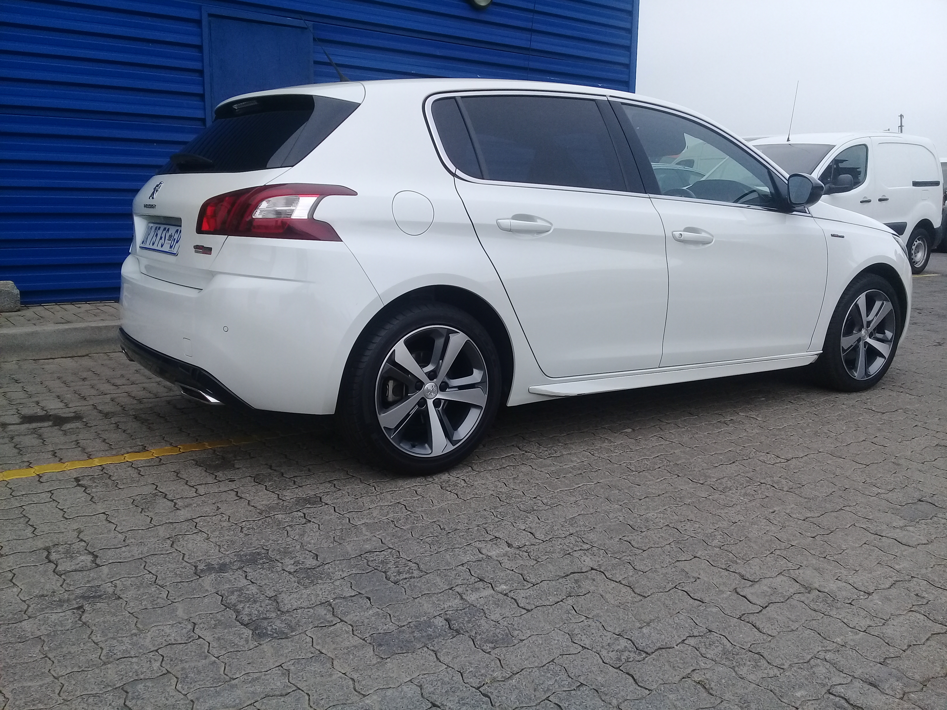 Used Peugeot 308 Gt Line 2015 Peugeot Pre Owned South
