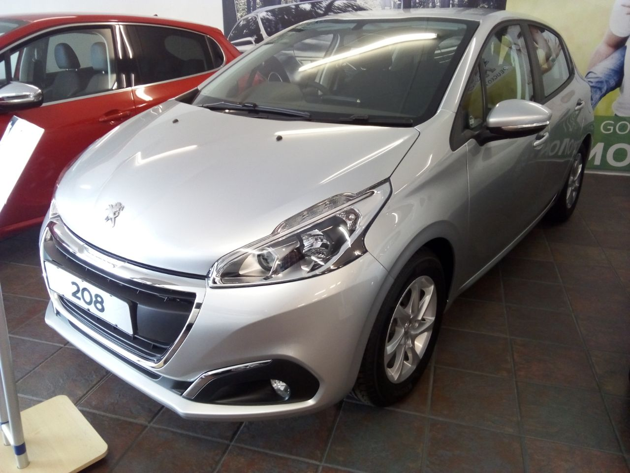 Used Peugeot 208 2017 Peugeot Pre Owned South Africa