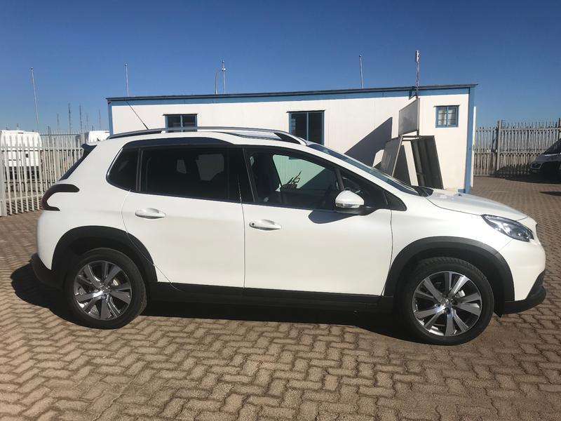 used peugeot 2008 suv allure 2018 peugeot pre owned south africa. Black Bedroom Furniture Sets. Home Design Ideas
