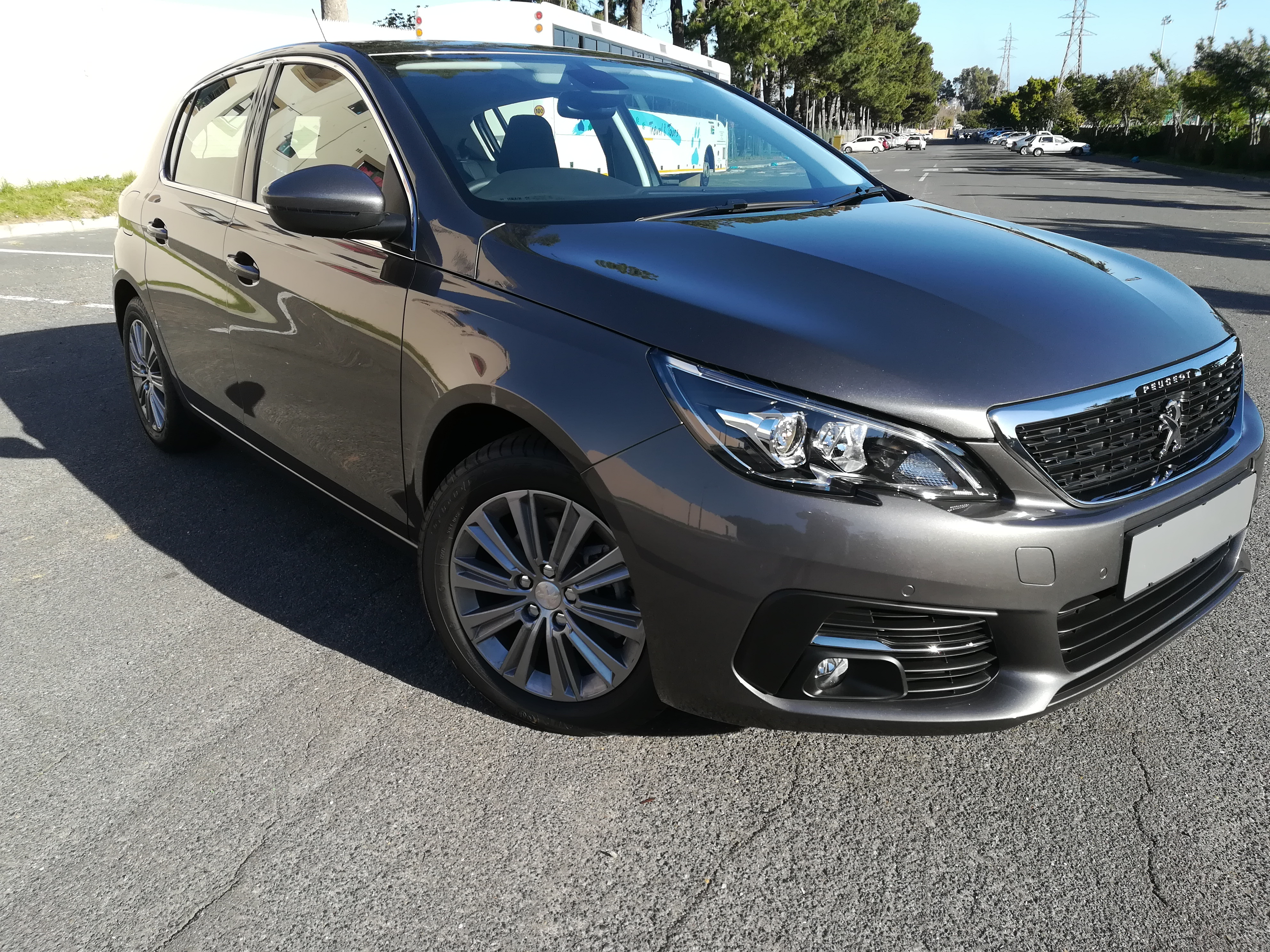 Used Peugeot 308 Allure 2018 Peugeot Pre Owned South