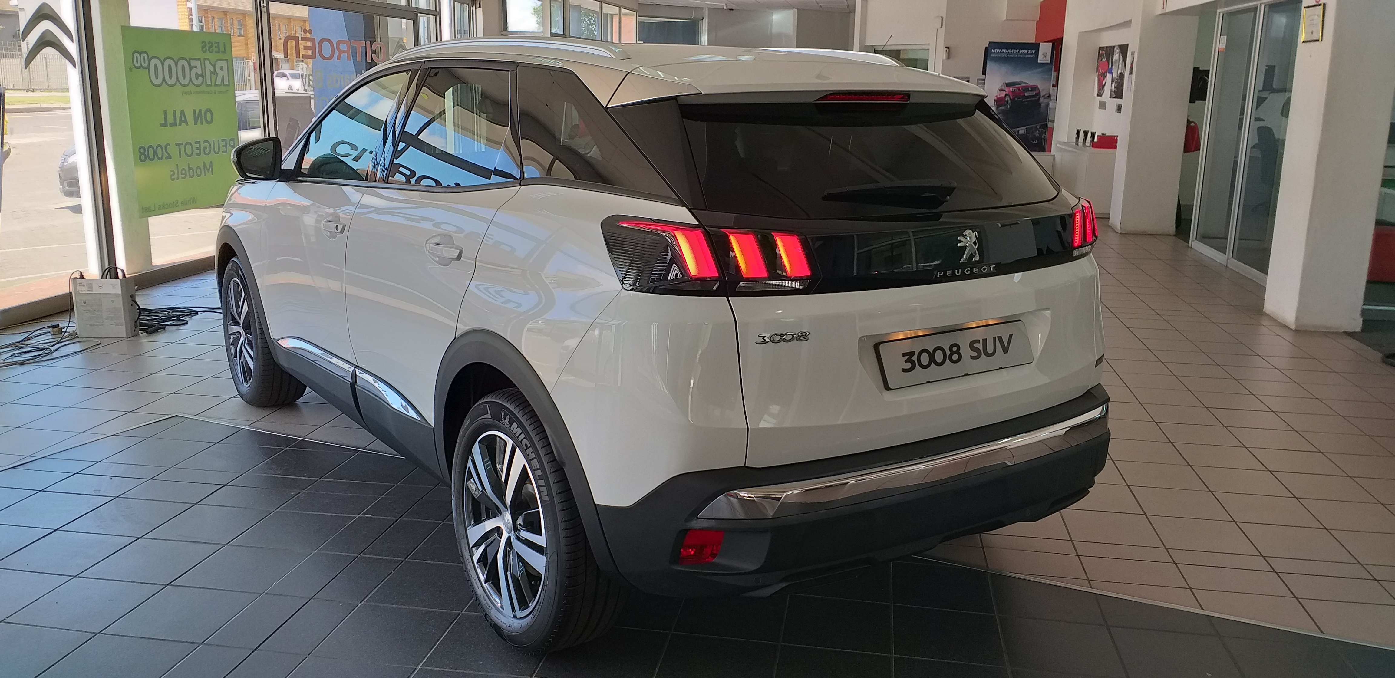 Used Peugeot 3008 Suv Allure 2019 Peugeot Pre Owned South Africa