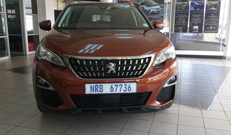 Used Peugeot 3008 SUV Active 2018 full