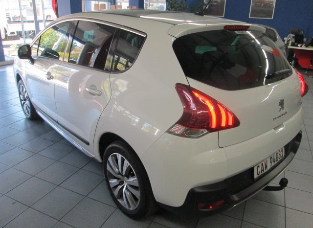 Used Peugeot 3008 SUV Allure 2015 full