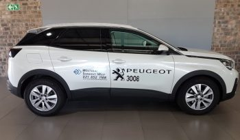 Used Peugeot 3008 SUV Active 2020 full