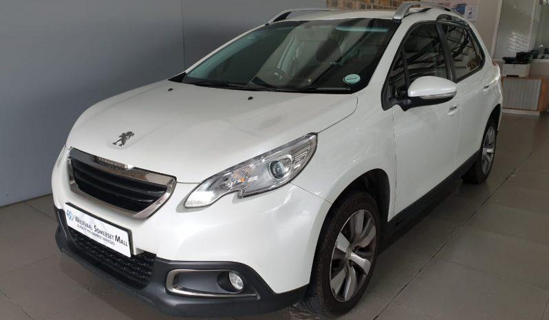 Used Peugeot 2008 SUV Active 2016 full